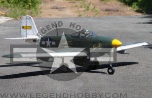 VQ P-39 AIRACOBRA EP/GP WITH FLAPS AND RETRACT READY